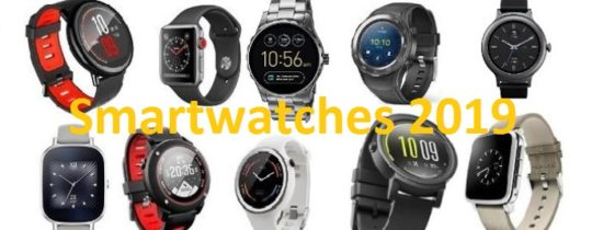 Best Smartwatches 2019 – Reviews & Buyer's Guide