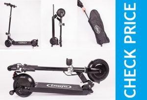 Glion Dolly Foldable Lightweight Electric Scooter Reviews (Save $250)