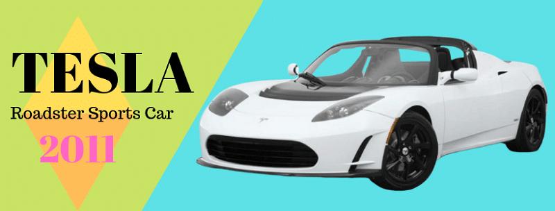2011 Tesla Roadster Sports Car