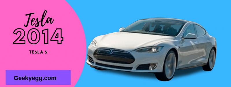 2014 Tesla S