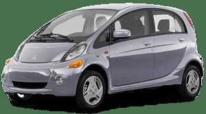 2017 Mitsubishi i MiEV ES