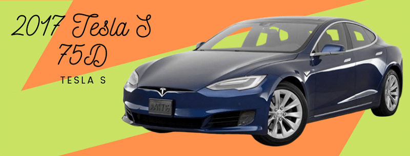 2017 Tesla S 75D