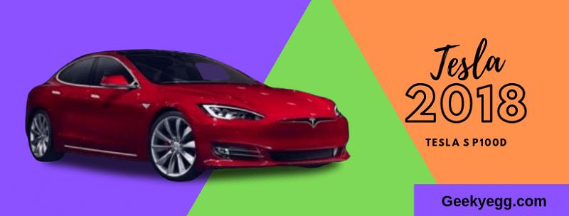 2018 Tesla SP 100D