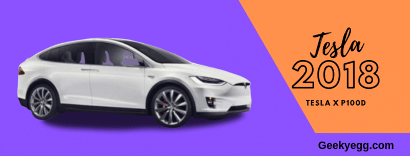 2018 Tesla X P100D