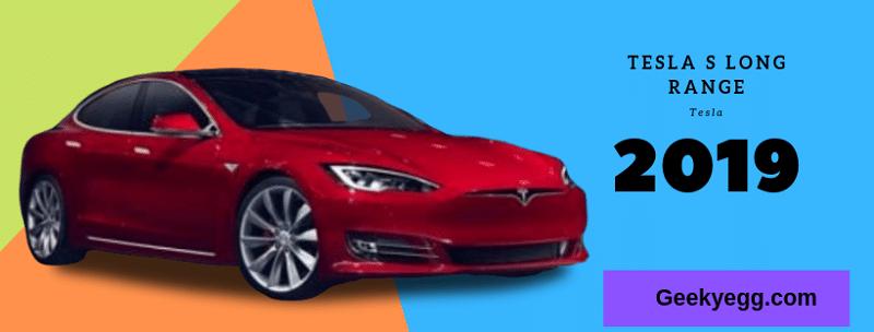 2019 Tesla S Long Range