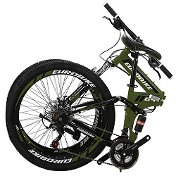 Eurobike Folding Bike