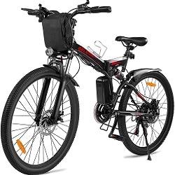 Geleisen Electric Folding Bike