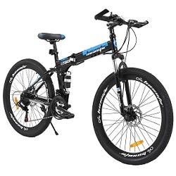 Hosote Folding Mountain Bike