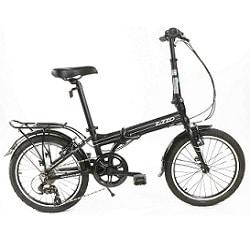 ZiZZO Forte Folding Bike