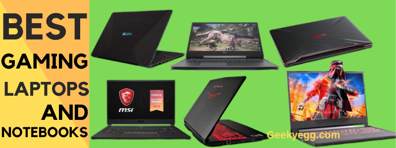 Best Gaming Laptops 2021 12 Best Gaming Laptops and Notebooks 2021   The Most Authentic Guide