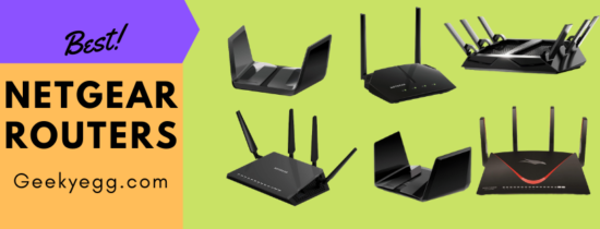 10 Best Netgear Routers 2020 - Best Buyer's Guide