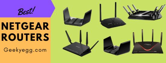 10 Best Netgear Routers 2021 - Best Buyer's Guide