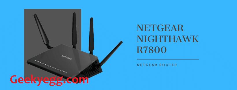 NETGEAR Nighthawk R7800
