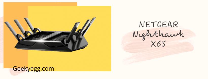 NETGEAR Nighthawk X65