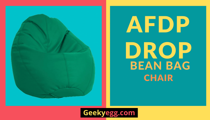 AFDP Drop Bean Bag Chair