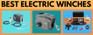 10 Best Electric Winches 2020 - Buy Top Rated Electric Winches