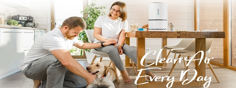 GENIANI Home Air Purifier