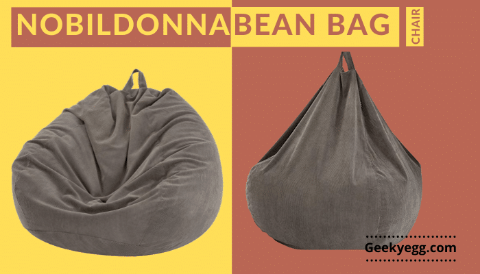 Nobildonna Bean Bag Chair