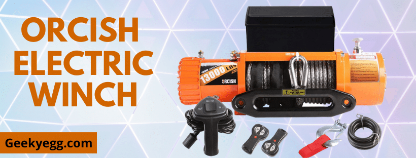 ORCISH Electric Winch