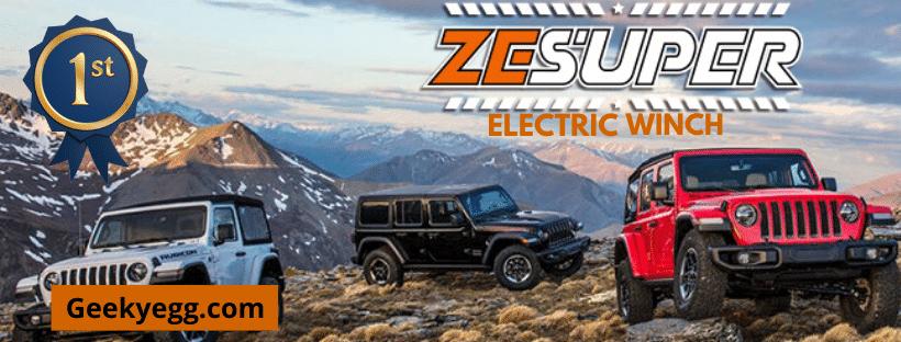 ZESUPER Electric Winch