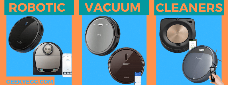 10 Best Robotic Vacuum Cleaners 2021 - Best Buyer's Guide