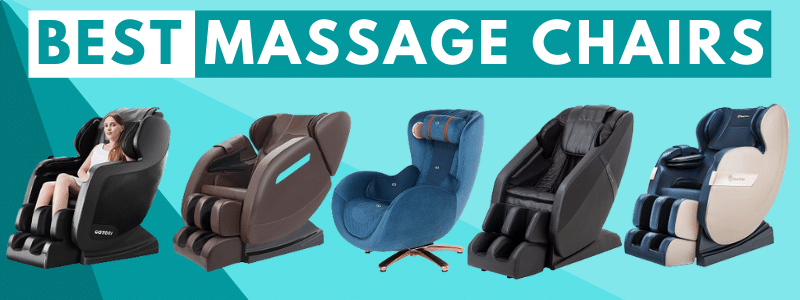 10 Best Massage Chairs 2021 - Buyer's Guide