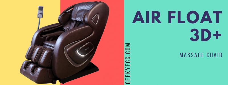 AIR FLOAT 3D+