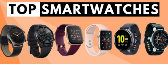 10 Top Smartwatches 2021 - Buyer's Guide