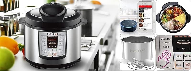 Instant Pot Lux 6 Quart