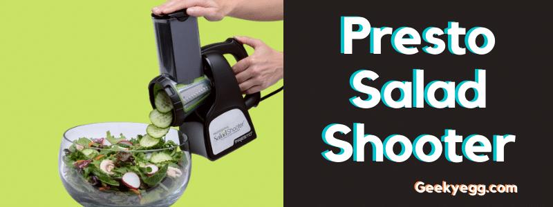 Presto Salad Shooter