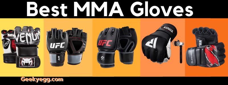 Top 10 Best MMA Gloves 2021 - Buyer's Guide