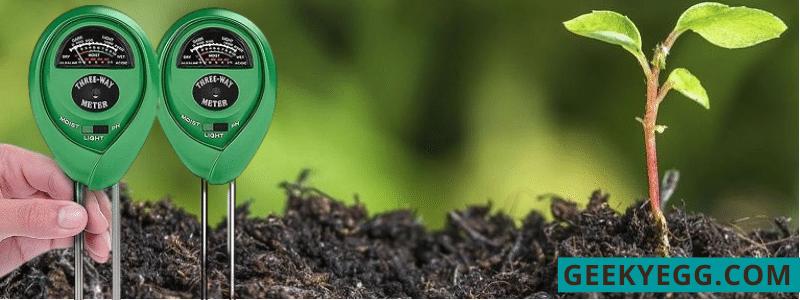 BeFirst Soil pH Tester kit
