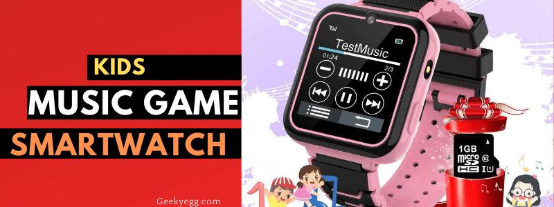 Kids Music Game Smartwatch
