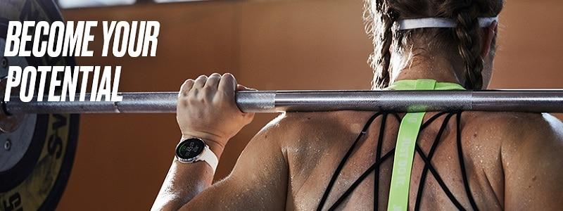 Polar Ignite Smart Fitness Watch