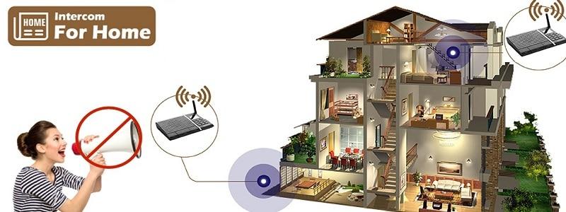 SAMCOM FTAN10A Wireless Intercom System