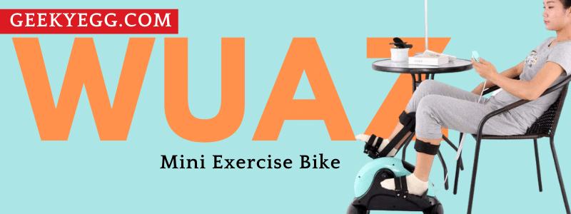 Wuaz Mini Exercise Bike