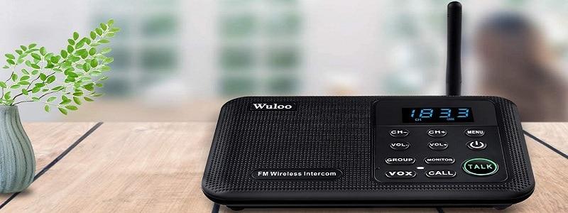 Wuloo Wireless Intercom System