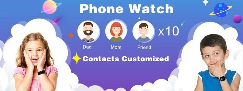Yenisey Kids Smartwatch