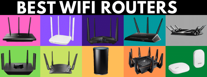 Top 10 Best WiFi Routers 2021 - Most Affordable Wifi Routers 2021