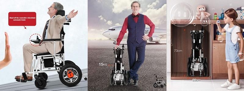 BXZ Wheelchair