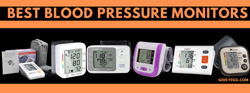 10 Best Blood Pressure monitors 2021 - Reviews & Buyer's Guide