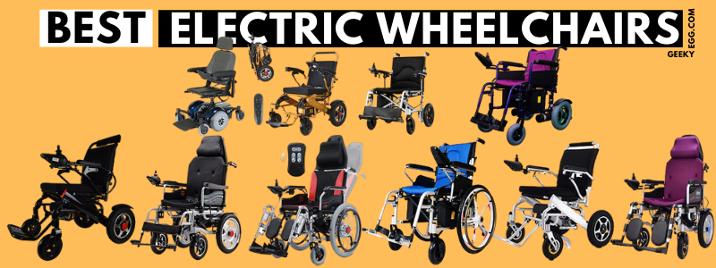 Top 10 Best Electric WheelChairs 2021 to Buy Right Now