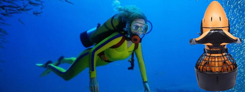 DGXIAKE Sea Scooter