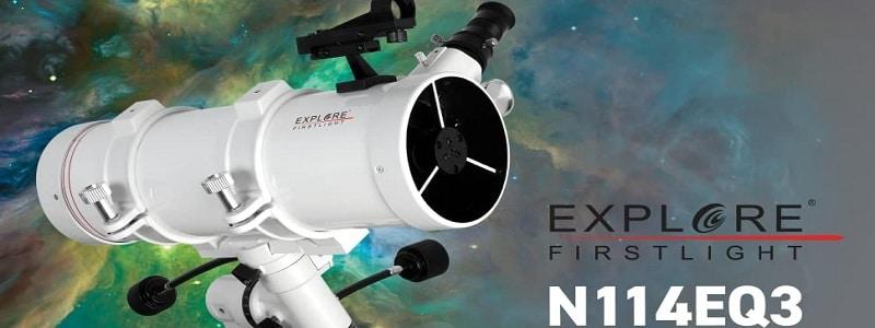 Explore Scientific Telescope