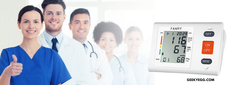 Fanry Blood Pressure Monitor