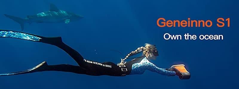 G GENEINNO Underwater Scooter