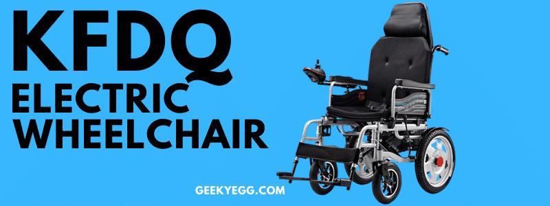 KFDQ Electric Wheelchair