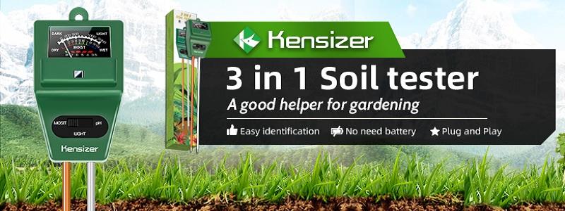 Kensizer Soil Tester
