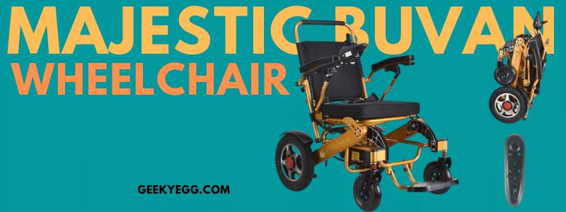 MAJESTIC BUVAN Wheelchair