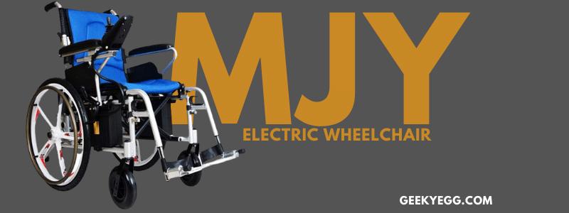 MJY Electric Wheelchair